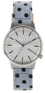 <b>KOMONO watch 3</b> needle <b>WIZARD</b> KOM-W1822 Ladies