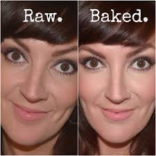 how to do the baking makeup method