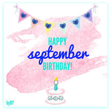 September Birthday Images And Quotes