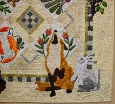 Sauder Village Quilt Show: Part One... | Quilts-Appliquéd ... & Sauder Village Quilt Show: Part One. Adamdwight.com