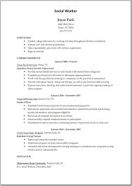 Sample Childcare Resume It Resume Cover Letter Sample