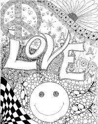 Trippy Printable Coloring Pages Trustbanksurinamecom