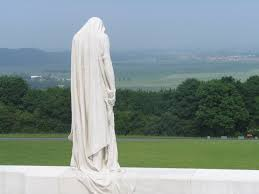 file vimy ridge memorial wwi mother overlooks the somme file vimy ridge memorial wwi mother overlooks the somme closer jpg