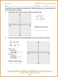 graphing linear equations worksheets mahabh melanasik worksheet kuta ls a full size