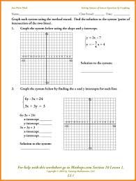 graphing linear equations worksheets mahabh melanasik worksheet kuta ls a full size