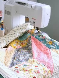 Lone Star Baby Quilt Tutorial, Part II | WeAllSew & Lone Star Baby Quilt Quilt-Along Part II-Finished Quilt with BERNINA 710 Adamdwight.com