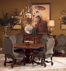 Tuscan Decorating Ideas Blog | Tuscan Dining Table Decor Photograph | Tuscan  Dining Room Fu