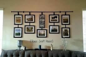 large picture frames with multiple frames collage