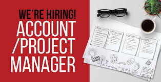 Account Manager Required For Creative Agency In Durban Graphic