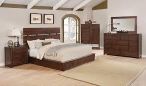 coaster artesia platform bedroom set b  dark cocoa bedset