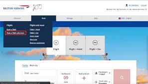 British Airways Partner Award Chart Booking Partner Award Flights Using British Airways Avios