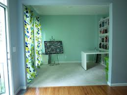 Painted Walls Light Mint Green Called Behr Frosted Jade