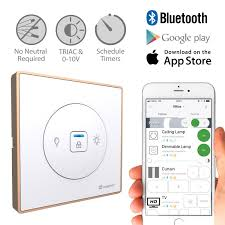 yoswit smart dimmer switch wireless no neutral wire required triac gold mix co uk diy tools
