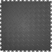 garage floor tiles lowes. perfection floor tile 8-piece 20.5-in x dark gray diamond garage tiles lowes r