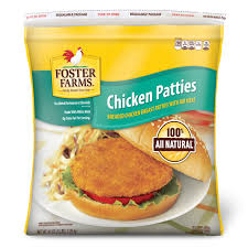 At only $4.99 for a if you buy 26 costco loss leader rotisserie chickens at half the the price of what a 3 lb raw foster farms/purdue/tyson chicken costs. Foster Farms Chicken Patties 28 Oz Walmart Com Walmart Com