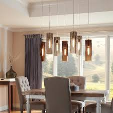 image of dining pendant lighting