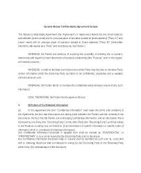 Nda Template For Startup Bilateral Nda Template Naomijorge Co