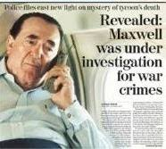 Image result for robert maxwell and mountbatten