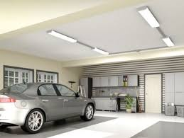 led light fixtures for garage lighting designs