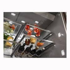 Kitchen Aid French Door Kitchenaid 268 Cu Ft French Door Refrigerator Stainless Steel