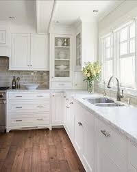 Simple White Kitchen Cabinets Extraordinary 48 Of The Hottest Kitchen Trends Awful Or Wonderful Kitchen