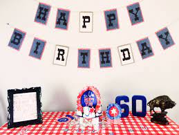 60th birthday party ideas for dad that