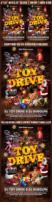 toy drive flyer template by gugulanul graphicriver toy drive flyer template events flyers