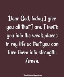 Prayer Quotes For Strength Classy 48 Prayers For Strength During Difficult Times Pinteresting