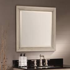bathroom mirrors. exellent mirrors ulrich square wood bathroom mirror throughout mirrors