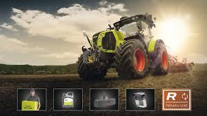 Тракторы claas