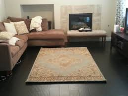 redoubtable how big is 8 10 rug this too small