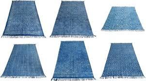 indian handmade block printed dhurrie rug cotton rug carpet rug floor rug handmade dhurrie dimension