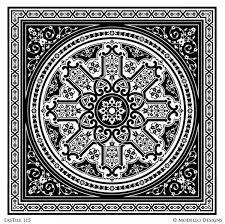 moroccan asian indian patterns and decor ideas exotic interiors custom wall art art tile designs33 art