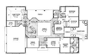 House plans atrium center house plan bradford