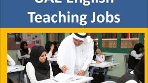 Uae English Teaching Jobs Youtube