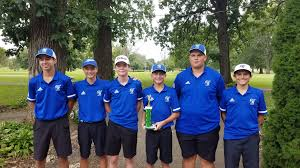 """Chuck Rutke on Twitter: """"Congrats to our JV Boys Golf @CHS_RocketGolf Team  for finishing 2nd in the Rock River Invitational Awesome job boys! Aric  Beaman @BeamanAric Tyler Haines @TylerHaines23 Kevin McCoy @McCoy3K"""