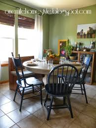 blue wooden kitchen chairs new house designs
