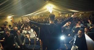 Image result for rsd tyler how many in the audience