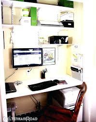 turn closet into office. Turn Closet Into Office Excellent Storage Minimalist Closest Depot Directions