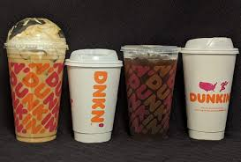 How many weight watcher freestyle smart points for medium iced mocha coffee with splenda at dunkin donuts. I Ate It So You Don T Have To Every Dunkin Pumpkin Spice Coffee In Mid August Masslive Com