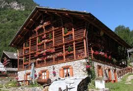 La cultura Walser in Val d Aosta