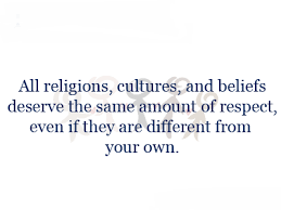 Quotes About Respecting Others Custom Quotes About Respecting Religion Of Others 48 Quotes