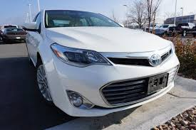Toyota Avalon In Utah For Sale ▷ Used Cars On Buysellsearch