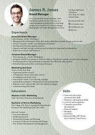 Indesign Resume Templates Inspiration Free InDesign Templates Textured Resume Designs To Get You Noticed