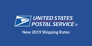 2019 Postage Rate Chart Printable Usps 2019 Shipping Rate Changes Tricks Usps Shipping