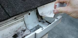 how to repair gutters. Exellent How Loose Joint In Gutter Throughout How To Repair Gutters O