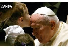 San Juan Pablo II y los jóvenes
