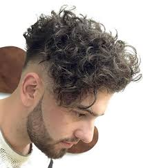 Modern Curly Hairstyle And Haircuts For Men That Will Trend In 2019