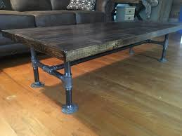 full size of coffee table awesome pipe leg coffee table plumbing pipe desk copper side