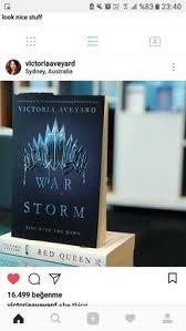 saga red queen buscar con google see more war storm